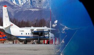 Avión ruso con 28 personas se estrella en la península de Kamchatka