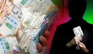 Contraloría: Corrupción generó pérdidas de 22,000 millones de soles en el 2020
