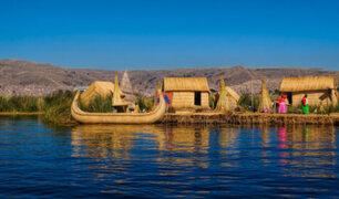 Puno - Lago Titicaca recibió sello Safe Travels como destino bioseguro