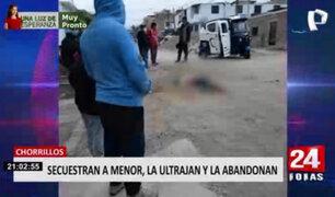 Mototaxista estaría detrás de violación a menor de edad en Chorrillos