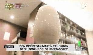 Bicentenario del Perú: Sepa como preparar el Ponche de los Libertadores