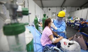 Casos de contagiados de Covid-19 se duplican y autoridades evalúan medidas en Loreto