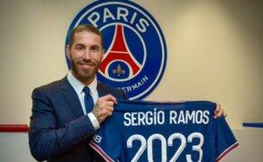 OFICIAL: Sergio Ramos será jugador del PSG por las próximas dos temporadas