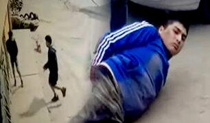 Los 'Pocoyó de Barranca': banda de raqueteros que robaban en mototaxi fueron detenidos