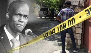 Conmoción mundial por el asesinato del presidente de Haití