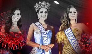 Miss México: 15 candidatas se contagiaron de COVID-19 en pleno certamen