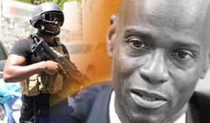 Policía abate a cuatro sospechosos del asesinato del presidente de Haití