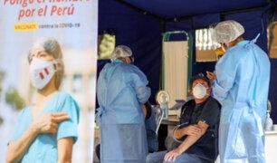 Vacunatón: más de 800 brigadas trabajarán mañana, tarde y noche este fin de semana