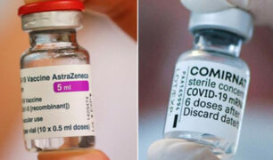 Vacuna covid-19: dos dosis de Pfizer o AstraZeneca neutralizan la variante Delta