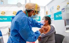 Viceministro de Salud espera que corto tiempo para transición de Gobierno no afecte la vacunación
