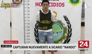 Policía Nacional capturó a uno de los delincuentes juveniles más peligrosos de Lima