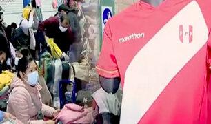 Las ferias mañaneras: comerciantes ofrecen ropa a bajo precio para invierno