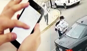 Los contactaron vía online y les roban los productos que vendían