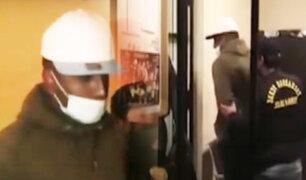 """Cae peligroso hampón alias """"Macaco"""" en el Cercado de Lima"""