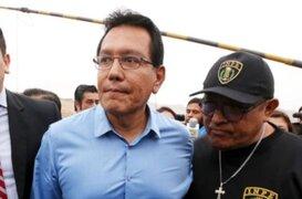 Félix Moreno: elevan su condena a 11 años de cárcel por caso Fundo Oquendo