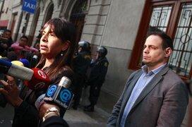 Giulliana Loza sobre incautación a propiedades de Mark Vito: Es ilegal, vamos a impugnar