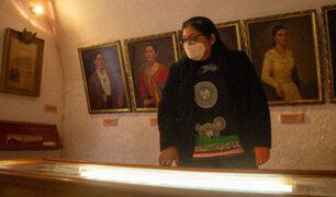 Bicentenario: expondrán en el Real Felipe obras en homenaje a mujeres de nuestra historia