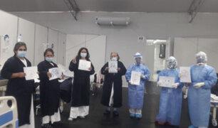 Áncash: Dirección Regional de Salud reporta cero decesos por Covid-19 en las últimas 24 horas
