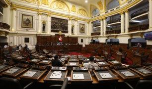 Congresistas mujeres exhortan a Castillo no incluir en gabinete a involucrados en violencia a mujeres y niños