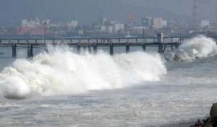 70 puertos permanecerán cerrados por oleajes anómalos