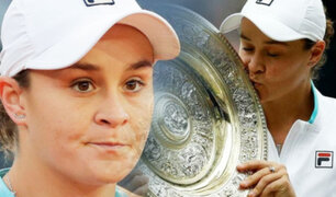 Ashleigh Barty se corona en Wimbledon y obtiene su segundo Grand Slam