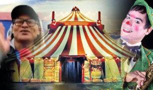 En el recuerdo los entrañables circos de julio