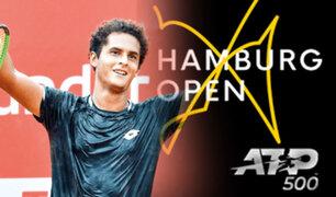 Tenis: Varillas se mete al cuadro principal del ATP 500 en Hamburgo