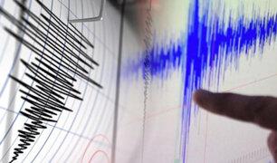Región Áncash fue remecida por un fuerte sismo de 4.3 de magnitud
