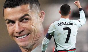 CR7 se consagró como el máximo goleador de la Eurocopa 2021