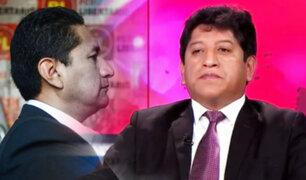 Abogado de Cerrón rechazó el presunto financiamiento ilícito a la campaña de Perú Libre