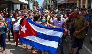 Cuba: miles de manifestantes exigen libertad en protestas antigubernamentales