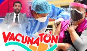 Vacunatón: más de 220 mil dosis contra el coronavirus fueron aplicadas