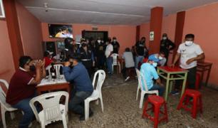 Piura: clausuran bares y restaurantes por incumplir medidas sanitarias