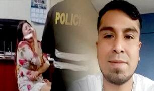 Ate: expareja de joven estudiante le desfiguró el rostro con una botella rota