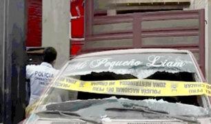 Puente Piedra: investigan asesinato de comerciante de fruta por robo de S/.8 000