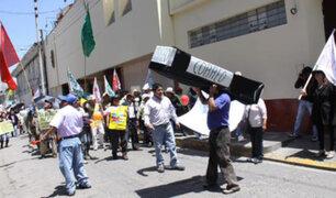Periodistas sufrieron hostigamiento durante gestión de Vladimir Cerrón, según análisis de Perú21