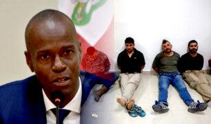 Asesinato al presidente de Haití: chats de WhatsApp revelan coordinaciones de exmilitares