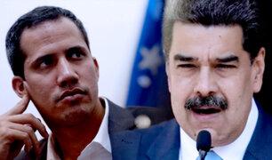 Venezuela: denuncian intento de detener al líder opositor Juan Guaidó