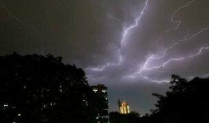 Tragedia en India: rayo mata a 16 personas cuando se tomaban selfies