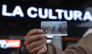 Línea 1 del Metro de Lima: lanzan tarjetas conmemorativas por el Bicentenario del Perú