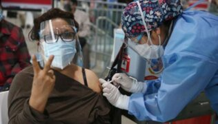 Minsa: más de 6 millones de peruanos ya fueron vacunados contra la COVID-19