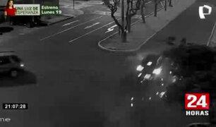 Pareja de motociclista que murió arrollado por camioneta exige pronta captura del chofer