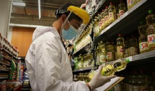 El Indecopi supervisó etiquetado de 51 marcas de aceite que se comercializan en el mercado