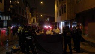 SMP: asesinan a policía tras resistirse a un robo