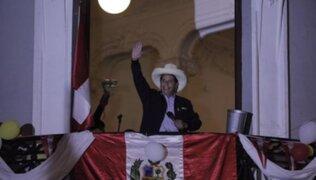 Entidades y personalidades internacionales se pronunciaron sobre proclamación de Pedro Castillo