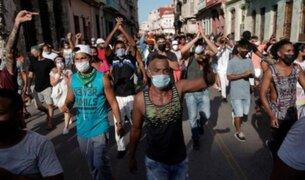"""Joe Biden: """"Cuba es un estado fallido que reprime a sus ciudadanos"""""""