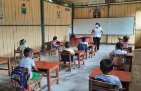 Francisco Sagasti: Reinicio de las clases presenciales podrían darse en enero del 2022