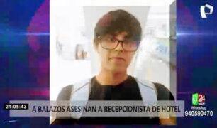 Crimen de recepcionista en VMT: expareja de enamorada estaría detrás de asesinato