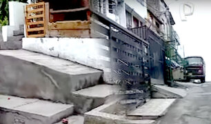 SJM 'sin límites': conozca las viviendas que no respetan pistas ni veredas