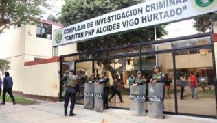 Trujillo: detienen a teniente y siete suboficiales por presunto robo agravado y secuestro